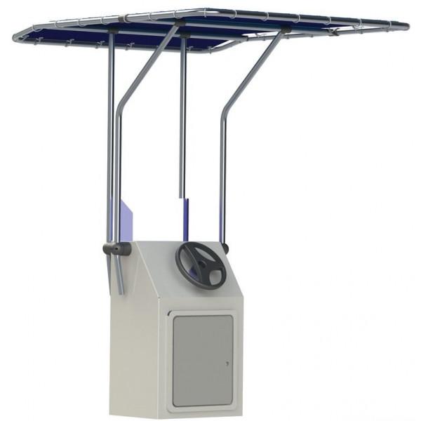Oceansouth-PCG_39283-T-Top in alluminio retrattile-30
