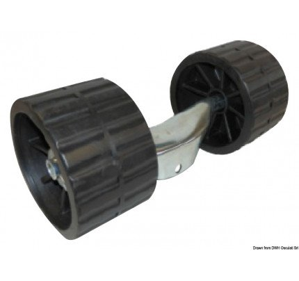 Osculati-PCG_32879-Side rollers with bracket-20