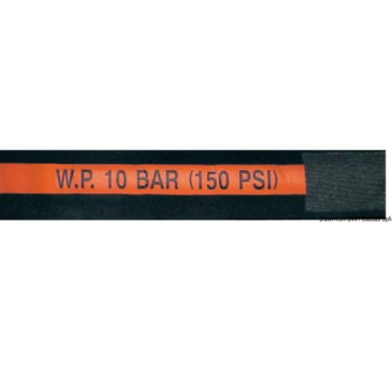 Osculati-PCG_1316-HOT WATER pipe made of special salt water and heat resistant rubber (-40°+120°)-20