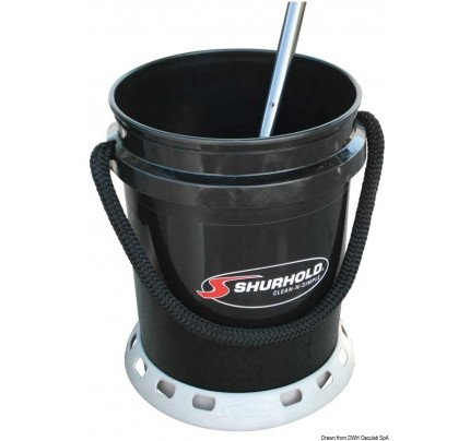 Shurhold Industries-PCG_35489-SHURHOLD bucket + base + accessories-20