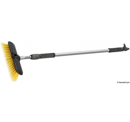 Mafrast by Osculati-PCG_33481-MAFRAST telescopic scrubbing brush made of anodized aluminium and fitted with rotational closing tap-20