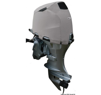 Oceansouth-46.544.21-OCEANSOUTH cover f.HONDA engine 2/3 HP-20