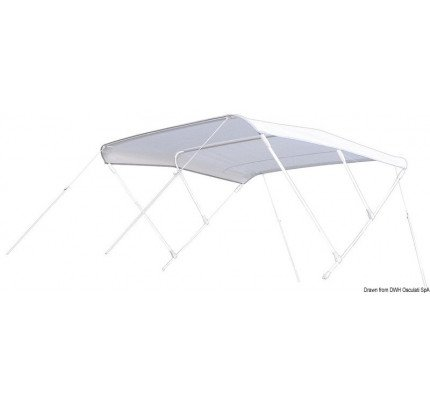 Tessilmare-PCG_3356-TESSILMARE Shade Master biminis suitable for high speed boats-20