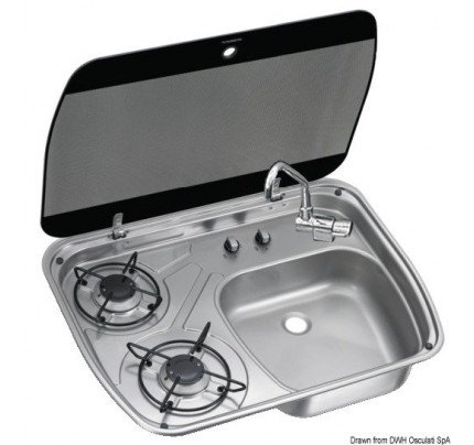 Smev-PCG_17497-SMEV/DOMETIC stainless steel hob with smoke tempered glass lid-20