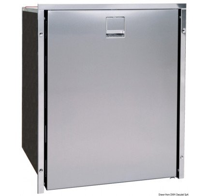 Isotherm-PCG_38610-ISOTHERM refrigerator with stainless steel panel clean touch-20